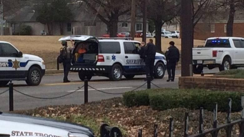 Ομηρία στην Αλαμπάμα: Συνελήφθη ο δράστης (pics)