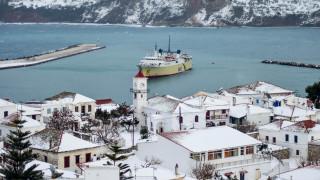 Αποκλεισμένοι 25 ταξιδιώτες στον όρμο Αγνώντα στη Σκόπελο