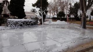 Κακοκαιρία: Πολλά τα προβλήματα στο οδικό δίκτυο της Θεσσαλονίκης