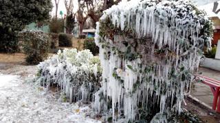 Χιονόπτωση στην Κεντρική Μακεδονία-Πού χρειάζονται αντιολισθητικές αλυσίδες