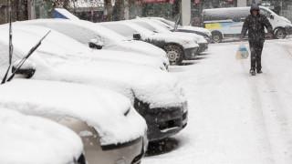 Στους 30 πόντους το χιόνι στα Τρίκαλα - προβλήματα και στην Καρδίτσα (vid)