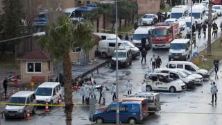 Τουρκία: ανάληψη ευθύνης για την επίθεση στη Σμύρνη
