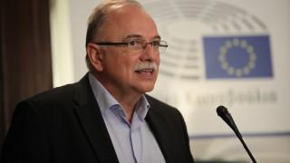 Ξανά υποψήφιος για αντιπρόεδρος του Ευρωκοινοβουλίου ο Δ. Παπαδημούλης