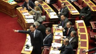 Ερώτηση 28 βουλευτών της ΝΔ για τα μισθολογικά ισοδύναμα στις ΕΔ και τα ΣΑ