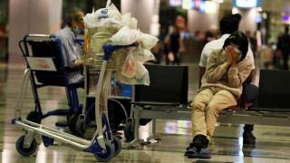 Έχει κάνει το αεροδρόμιο της Σαγκάης σπίτι της, εδώ και... 8 χρόνια
