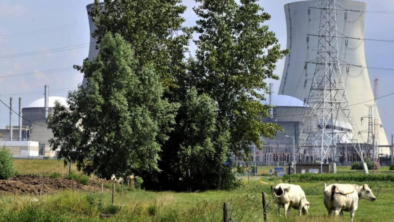 Ατύχημα σε πυρηνικό σταθμό στο Βέλγιο