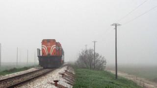 Εγκλωβισμένοι 200 επιβάτες σε τρένο στο Δομοκό