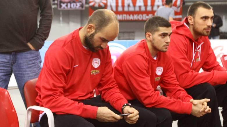 Euroleague: δεν ταξίδεψε για Βαρκελώνη ο Σπανούλης με τον Ολυμπιακό
