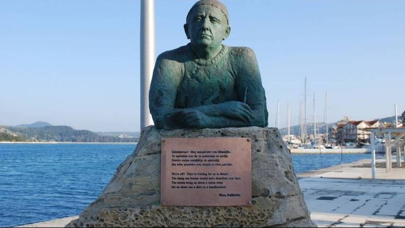 Νίκος Καββαδίας: 107 χρόνια μετά τη γέννηση του Έλληνα ποιητή των θαλασσών