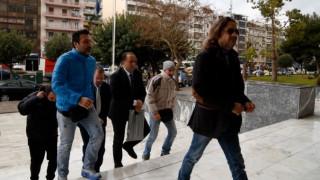 Να μην εκδοθούν κι άλλοι 2 Τούρκοι αξιωματικοί προτείνει ο εισαγγελέας
