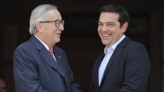 Ο Τσίπρας τηλεφώνησε και στον Γιούνκερ για το Κυπριακό
