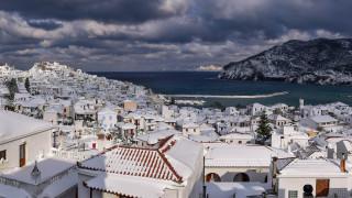 Ανακοίνωση για τις διακοπές ρεύματος λόγω του χιονιά