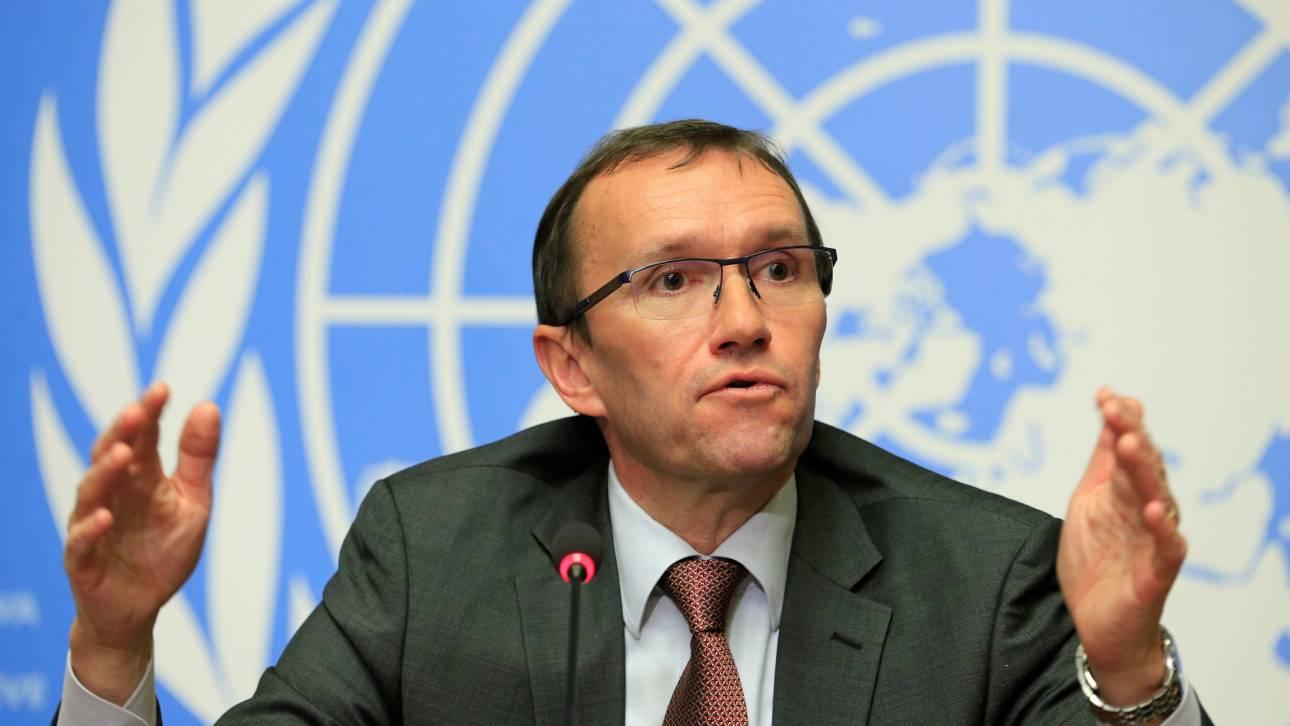 Κυπριακό: Διαψεύδει ο απεσταλμένος του ΟΗΕ τους χάρτες (pic)