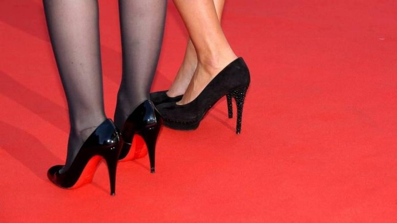 Ένα περίεργο δώρο: Ψηλοτάκουνα για άνδρες