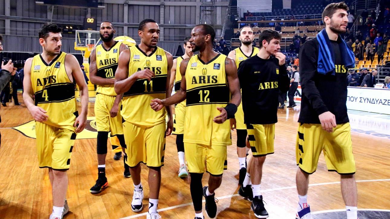 Champions League Basket: ο Άρης με νίκη επί της Νίμπουρκ κυνηγά την 2η θέση