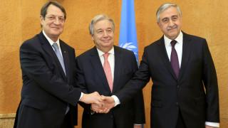Κυπριακό: Στα σκαριά οριστική συμφωνία μέχρι το τέλος του μήνα