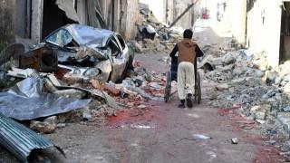 Νέες αεροπορικές επιδρομές στο Χαλέπι παρά την κατάπαυση του πυρός