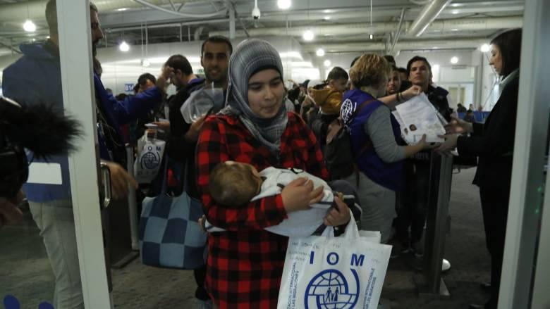 FAZ: Eπαναπροώθηση προσφύγων στην Ελλάδα από 15 Μαρτίου;