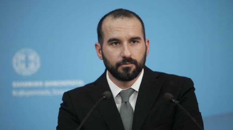 Τζανακόπουλος: Στη Γενεύη ο Τσίπρας μόνο αν διαφανεί πιθανότητα εξεύρεσης λύσης