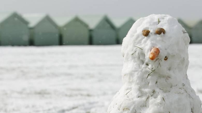 Γερμανία: Χιονάνθρωπος προκάλεσε ζημιές ύψους... 5.000 ευρώ