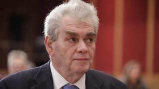 Δ. Παπαγγελόπουλος: Αιχμές κατά δικαστών που αντιδρούν στην ηλεκτρονική υποβολή πόθεν έσχες
