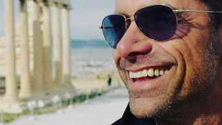 Τζον Στάμος: ο πιο όμορφος Τριπολιτσιώτης στον κόσμο αποθεώνει την Ελλάδα