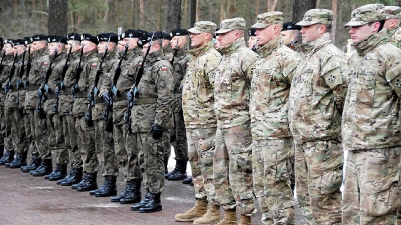 Οι ΗΠΑ ενισχύουν την στρατιωτική παρουσία τους στη Πολωνία (pics)