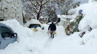 Ο Γ. Καλλιάνος προειδοποιεί για νέο χιονιά