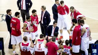 Euroleague: μεγάλη εκτός έδρας νίκη του Ολυμπιακού επί της Μπαρτσελόνα