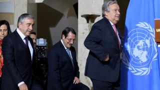 Κυπριακό: Το παρασκήνιο της διακοπής στη Γενεύη