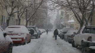 Κακοκαιρία: Παραμένουν τα προβλήματα από τον παγετό