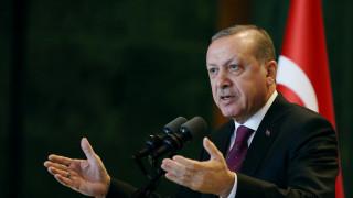 Ερντογάν: Μην περιμένετε λύση του Κυπριακού χωρίς εγγυήσεις της Τουρκίας