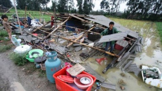 Κίνα: 1.432 οι νεκροί από τις φυσικές καταστροφές το 2016