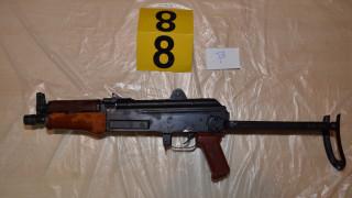Πόλα Ρούπα: Αυτά είναι τα όπλα που βρέθηκαν στο σπίτι της