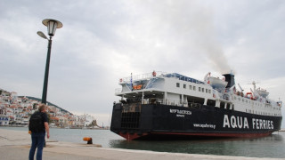 Στο στενό του Αρτεμισίου παραμένει ακυβέρνητο το πλοίο «Μυρτιδιώτισσα»