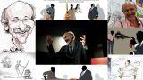 Πέντε σκιτσογράφοι #me_ton_andrea