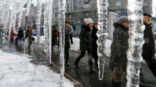 Τουλάχιστον 40 νεκροί από το ψύχος στην Ουκρανία (pics)