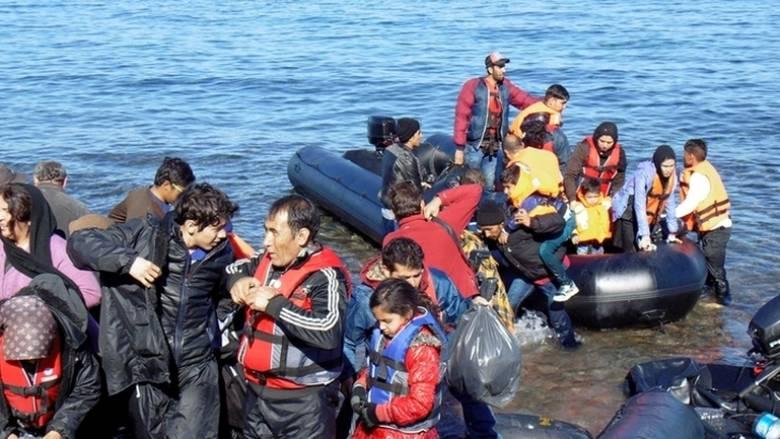 Ιταλία: Πάνω από 500 μετανάστες διασώθηκαν