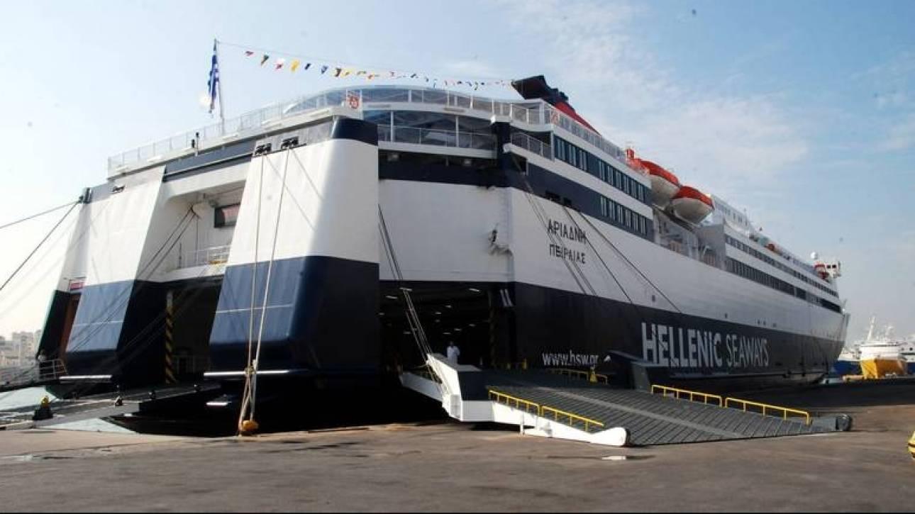 Αυτοκίνητο έπεσε στο λιμάνι του Πειραιά-Νεκρός ο οδηγός