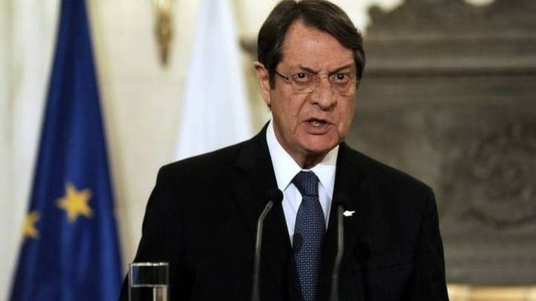 Κυπριακό: Η πρόταση Αναστασιάδη για ασφάλεια και εγγυήσεις