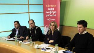 Φώφη Γεννηματά: «Δεν αισθανθήκαμε ποτέ ενοχικά στο ΠΑΣΟΚ»
