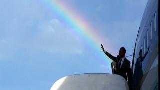Τι αποκαλύπτει ο φωτογράφος του Ομπάμα