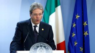Ο Ιταλός Πρωθυπουργός πήρε εξιτήριο και συγκάλεσε υπουργικό συμβούλιο