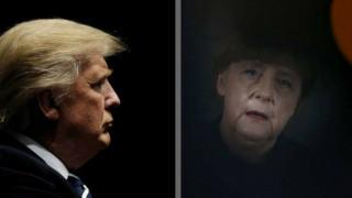 Οι Γερμανοί θέλουν συνάντηση Μέρκελ-Τραμπ