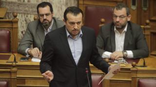Νίκος Παππάς: Ντροπή να ζητούν να μην καταθέτουν πόθεν έσχες οι καναλάρχες