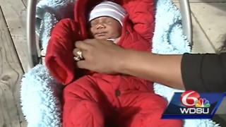 Το γιγαντιαίο μωρό της Λουιζιάνα είναι ένας... «Απίστευτος Hulk» (pics)