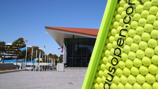 Aus OPEN: ξεκινά το πρώτο τουρνυά Grand Slam στο τέννις