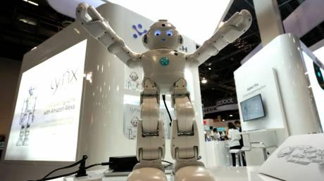 Ε.Ε.: «Ηλεκτρονικά πρόσωπα» τα ρομπότ