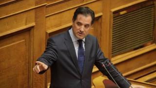 Άδωνις Γεωργιάδης: Η χώρα επιστρέφει στο σενάριο της δραχμής