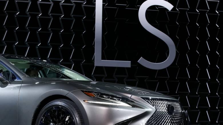 Κίνα: Ανακαλούνται 15,865 εισαγόμενα οχήματα Lexus
